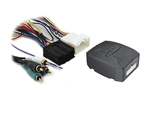 Axxess MITO-01 Amplifier Interface Harness for Select 2006-2008 Mitsubishi Vehicles (Eclipse Harness compare prices)
