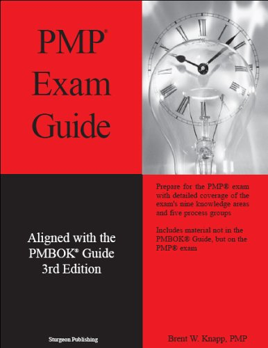 The PMP Exam Guide: Aligned with the PMBOK Guide