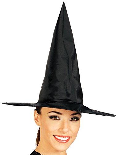 Rubie's Costume Co Black Taffeta Wit Child Hat Costume