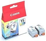 Canon インクタンク BCI-15Color カラー (2個パック)