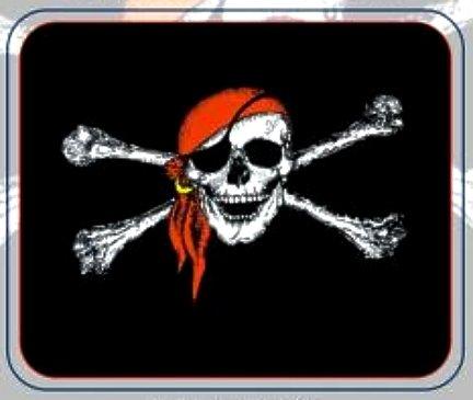 Skull Throw Blanket front-1078011