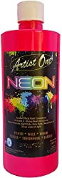 Artist One Neon (Fluorescent Red 500ml)