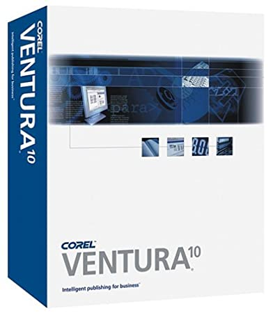 Corel Ventura 10 Upgrade Intelligent Publishing for Business