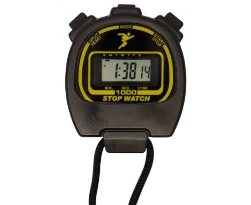 Cheap PRECISION TRAINING 1000 Series Stopwatch (B0039ZAVCU)