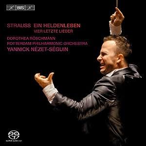 Strauss: Ein Heldenleben / Four Last Songs
