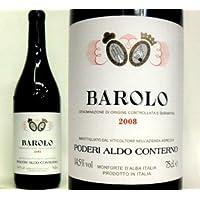 [Conterno]コンテルノ、 2008 バローロ D.O.C.G(赤) 750ml/イタリア、ピエモンテ州