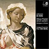 echange, troc Paul van Nevel - Rore - Missa Praeter rerum seriem / Motets / Madrigaux