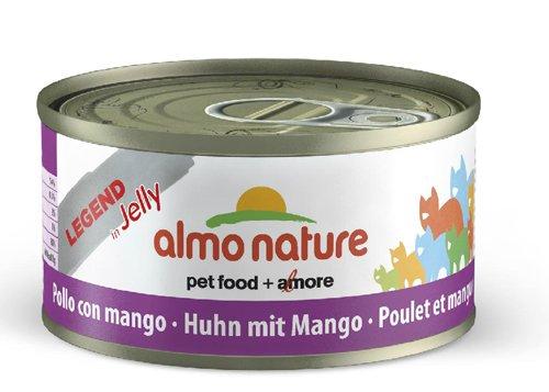 Pâtée Almo Nature Tradition Legend pour chat Poulet et Mangue