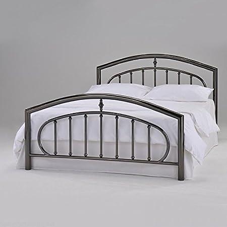 Hf4you Emma Metal Bed Frame - 5FT Kingsize