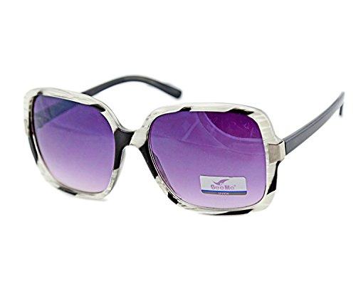 Sonnenbrille Dunkle Gläser Damensonnenbrille Frauen Sonnenbrille X27