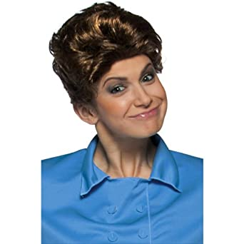 Brady Bunch Alice Wig Costume Accessory