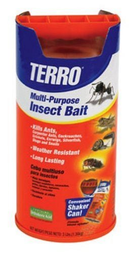 Terro 2400 3-Pound Multi-Purpose Insect Bait