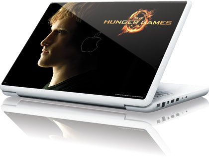 Skinit The Hunger Games -Peeta Mellark Vinyl Laptop Skin for Apple MacBook 13-inch
