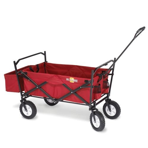 The Heavy Duty Foldaway Utility Cart.
