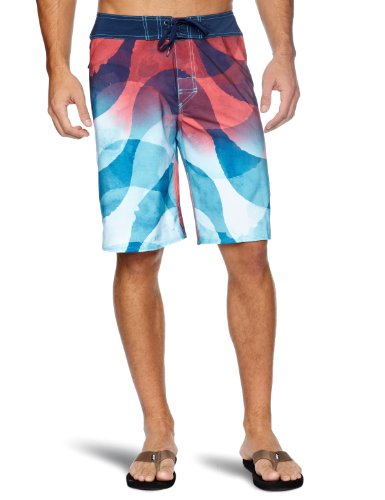 Quiksilver Jolo 21BS Men's Swim Shorts Blackies Blue Large