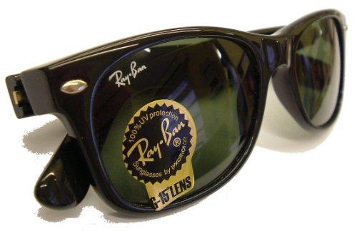 Ray-Ban 'New' Wayfarer Model 2132 901 Sunglasses