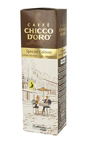 Buy Special Edition: Caffè Chicco d'Oro Espresso Capsules ESPRESSO BAR 100% ARABICA - Caffitaly System® by Caffè Chicco d'Oro