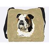 Bulldog Tote Bag - 17 x 17 Tote Bag
