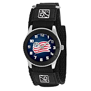 New England Revolution MLS Kids Rookie Series watch (Black) by Game Time