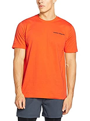 Under Armour Camiseta Manga Corta Fitness Charged (Caldera)