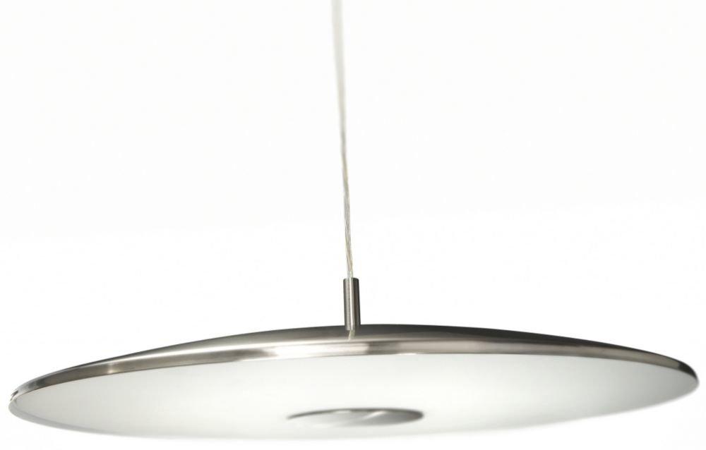 Philips Ecomoods Balance Ceiling Light Matt Chrome (Includes 1 x 40 Watts 2GX13 Bulb)       Customer reviews and more information
