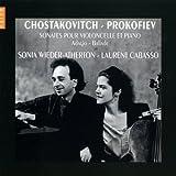 ショスタコーヴィチ、プロコフィエフ;チェロ・ソナタOp.40 他 (Chostakovitch: Cello Sonatas)