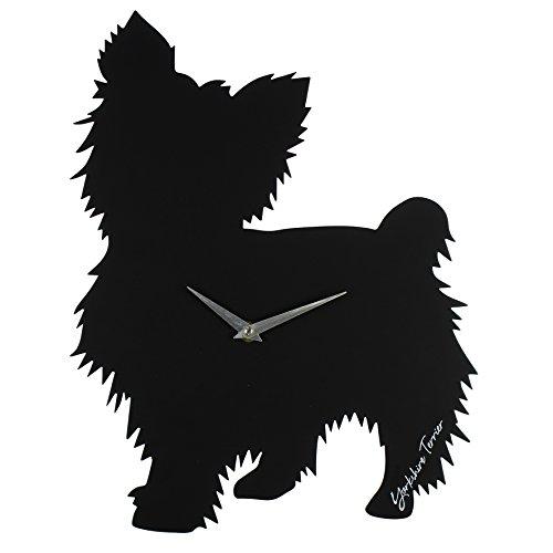 best-of-dog-breed-recortable-silueta-de-cuarzo-reloj-de-pared-de-yorkshire-terrier