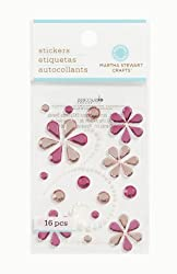 Martha Stewart Crafts Elegant Gemstone Scrolls, Pink