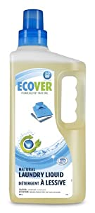 Ecover Liquid Laundry Wash, 51-Ounce Bottle (Pack of 6)