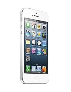 Apple iPhone 5 Smartphone débloqué 3G (4 pouces - 16 Go - iOS 6) Blanc