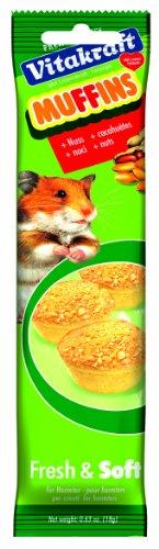 Vitakraft Hamster Muffins Nut (Pack of 12)