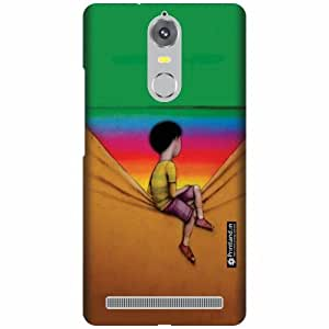 Printland Designer Back Cover For Lenovo K5 note - Design Cases Cover