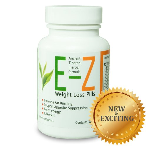 Easy E Z Weight Loss Pills One Pill a Day Effective Weight Loss Energy Formula