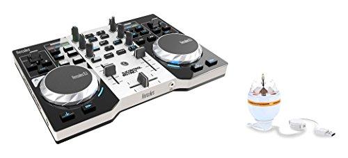 Hercules DJControl Instinct Party Pack (Hercules Instinct Dj Controller compare prices)