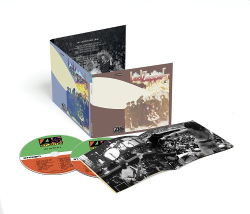 Led Zeppelin - Led Zeppelin II (Deluxe CD Edition) - Zortam Music