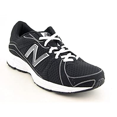 New Balance M490 Mens Size 7.5 Black BB1 Running Mesh Synthetic Running Shoes