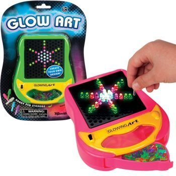 Toysmith Glow Art Kit