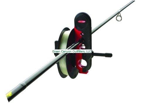Berkley mini line spooler bamls line management from for Fishing line spooler