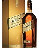 Johnnie Walker gold label scotch whisky 18 year old