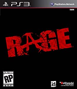 Rage - PlayStation 3 Standard Edition