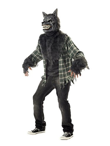 California Costumes Men's Full Moon Madness Costume