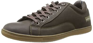 Levi's 217407-1964, Baskets mode homme - Marron (Dark Brown 129), 40 EU (6 UK)