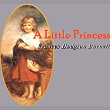 A Little Princess Audiobook by Frances Hodgson Burnett Narrated by Vanessa Maroney