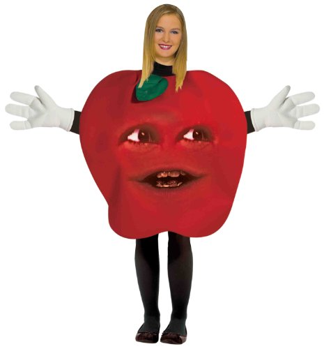 Forum Annoying Orange Midget Apple Teen Costume