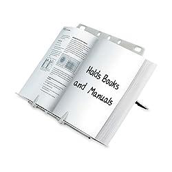 Fellowes Booklift Copyholder, Platinum (21100)