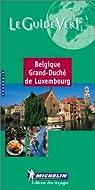 Belgique - Luxembourg par Michelin