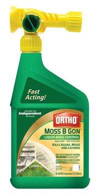 Scotts Company 1601210 Ortho Moss B Gon Liquid Moss Control, 32-Ounce