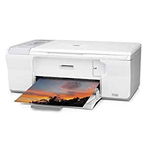 HP Deskjet F4280 All-in-One Printer, Scanner, Copier (CB656A)