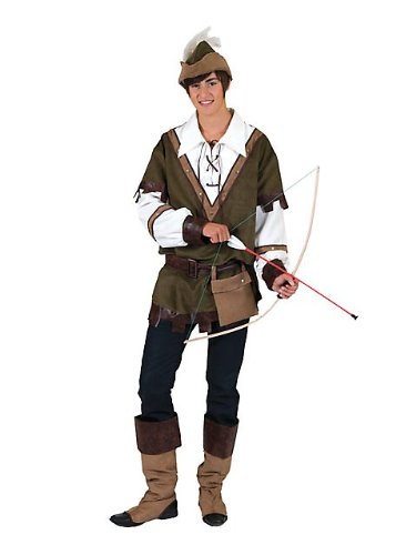 Forest Robinhood Costume for Men