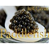 American Paddlefish Caviar – 5.50 oz. / 157 gr. (Only $9.95 Overnight Shipping!)